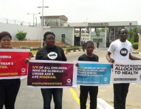 ONE Champions lead health campaign on the streets of Ikeja, Lagos