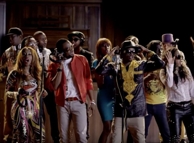 Harnessing the power of music to make Naija stronger