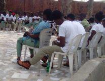 ONE Members take #MakeNaijaStronger to corps members in Abuja