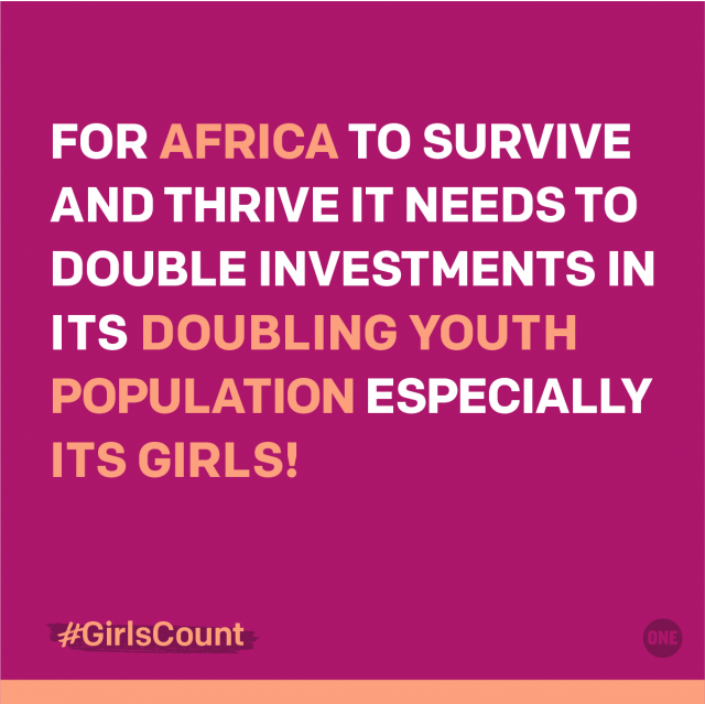 3 ways Africa can unleash the potential of its women and youth
