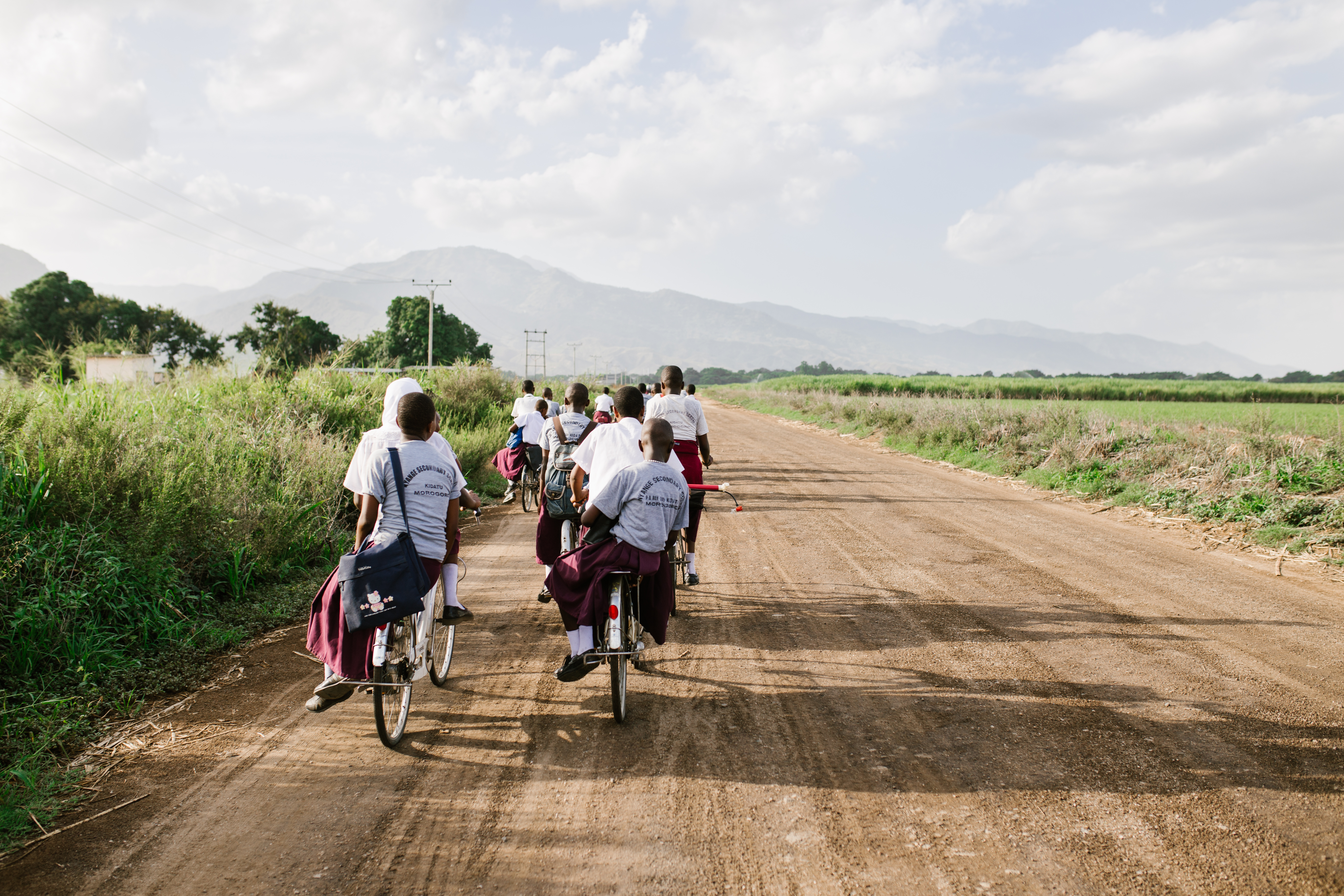 3 African governments addressing a barrier to girls' education: sanitary pads