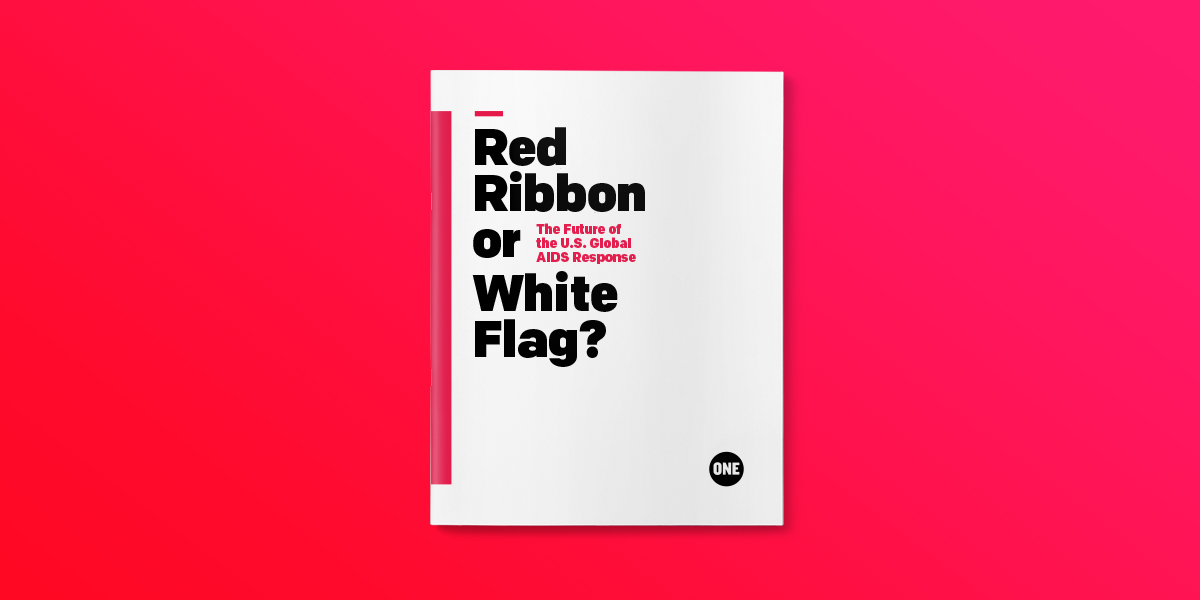 Red Ribbon or White Flag? The Future of the U.S. Global AIDS Response