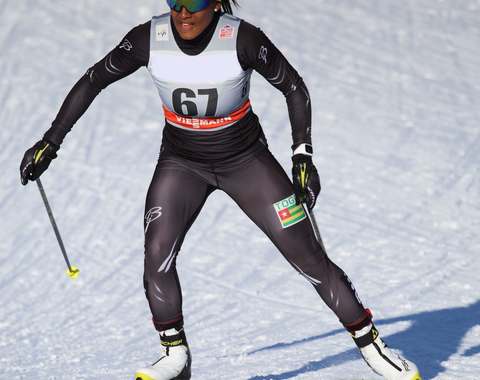 Meet the athletes representing Africa in the Winter Olympics