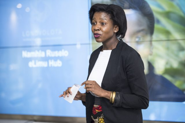 Q&A with Namhla Ruselo, ONE AU Youth Voices finalist