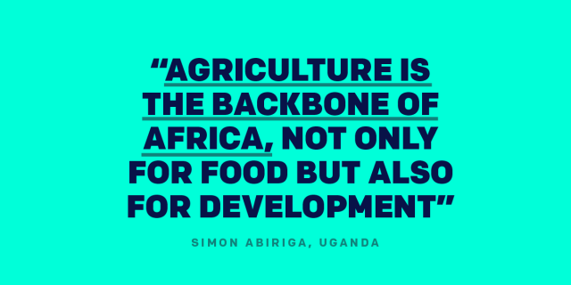 4 Ways African youths want to transform agriculture