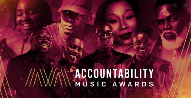 Accountability Music Awards: Who are the nominees?