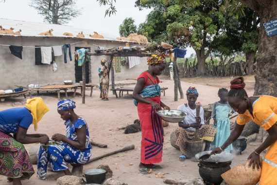 Unpaid work and domestic labour: The reality for African women