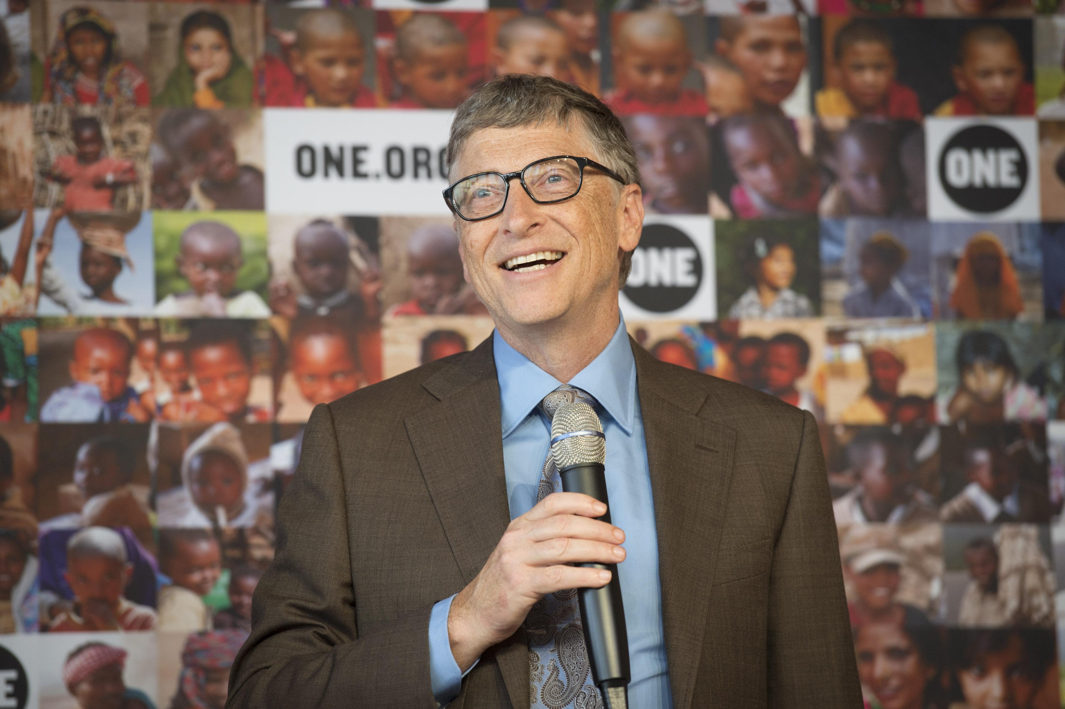 Gates-Stiftung startet Programm zur Krankheitsprävention. Die Top-Themen des Tages.
