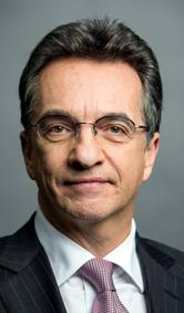 Staatssekretär Dr. Friedricht Kitschelt