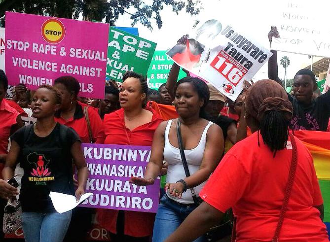 Für diese 21-Jährige ist der Kampf für Frauenrechte mehr als nur eine gute Sache.