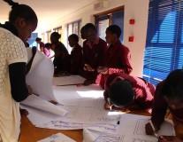 Wie in Simbabwe eine Gruppe 14-jähriger Mädchen die Technikbranche aufmischt