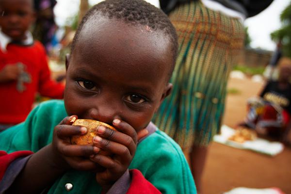 Welternährungstag: Bekämpfung des Hungers an erste Stelle setzen