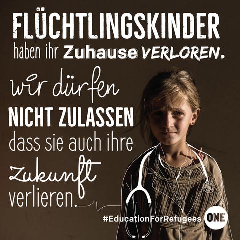 6 Schlüsselmomente der Kampagne #EducationForRefugees