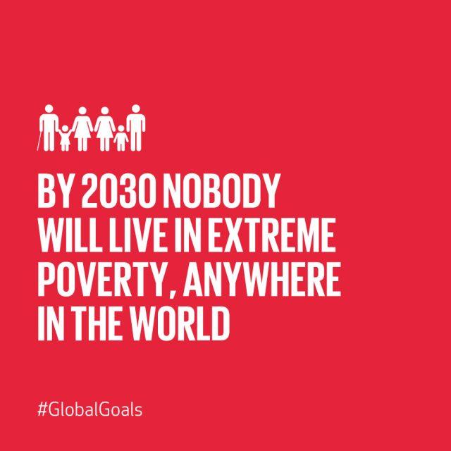 Das Ende extremer Armut bis 2030 – geht das überhaupt?