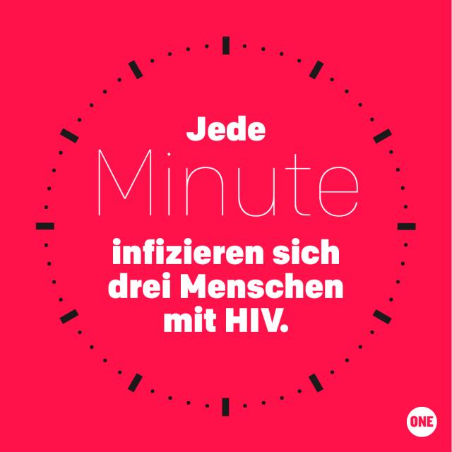 ONEs Analyse zum Weltaidstag – Wo stehen wir heute im Kampf gegen Aids?