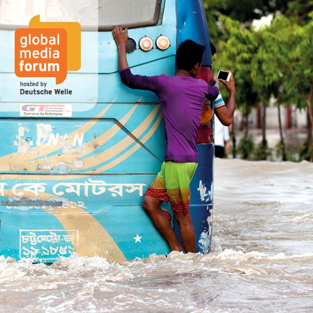Global Media Forum: Mehr hören – Mehr sehen – Mehr verstehen
