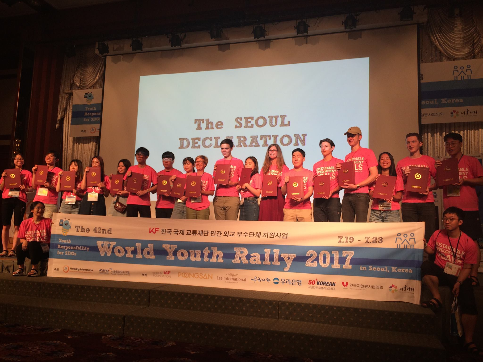 43rd World Youth Rally 2018