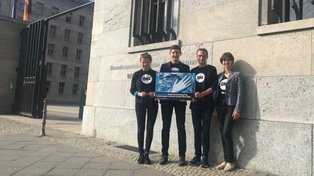 Lobbytage in Berlin – ONEYouth18 stürmt das Parlament