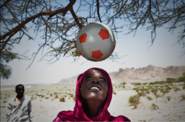 Afrikanischer Frauenfußball bei der WM in Frankreich