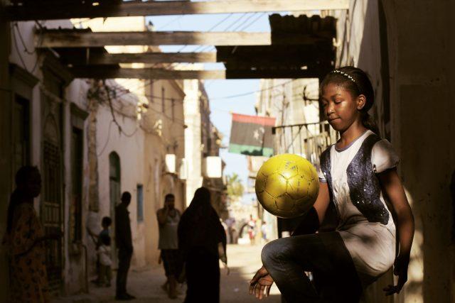 Mutig und zielsicher: Von der inoffiziellen libyschen Frauenfußballmannschaft zur NGO für Mädchen und Frauen