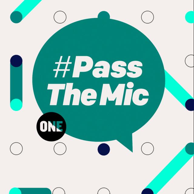#PassTheMic: Internationale Stars und ONE übergeben das Wort an COVID-19-Expert*innen