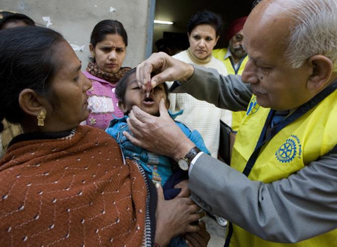 Bill Gates : la polio enfin éradiquée en Inde. Pourquoi est-ce si important ?