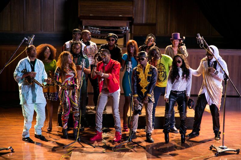 Les plus grandes stars africaines de la musique se mobilisent pour la révolution de l'agriculture