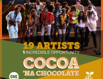 'Cocoa na Chocolate', 19 des plus grandes stars africaines s'engagent pour soutenir ONE