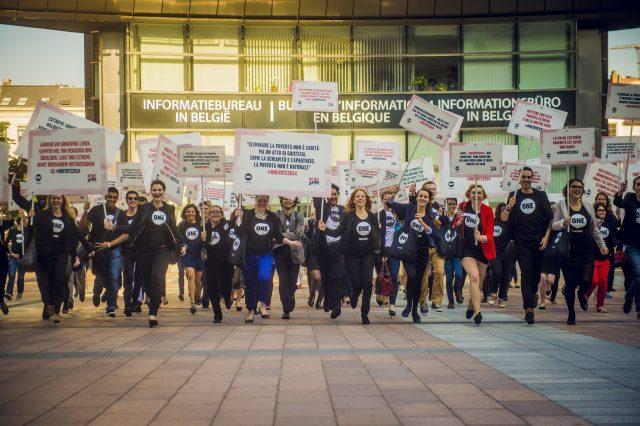Jeugdambassadeurs bestormen het Europees Parlement