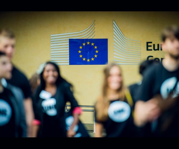 EU logo blog