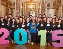 45 jeunes Français se mobilisent pour éradiquer l'extrême pauvreté d'ici à 2030
