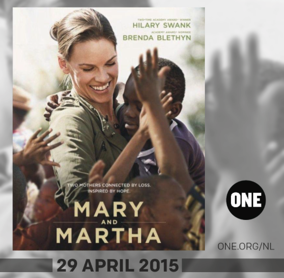 ONE presents: Mary and Martha in het Ketelhuis