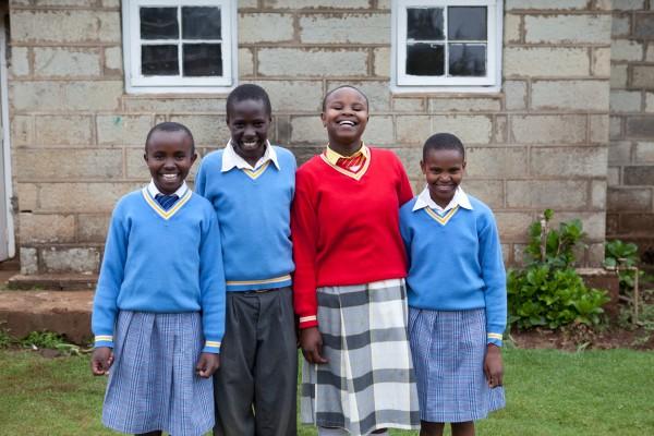 Au Kenya, l'école Flying Kites aide les enfants à voler de leurs propres ailes
