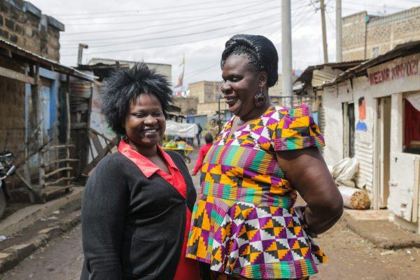L'histoire de Patricia: une mère qui se bat pour améliorer l'avenir de #ToutesLesFilles à travers le monde.