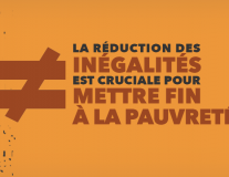 Remédier aux inégalités pour mettre fin à l'extrême pauvreté d'ici à 2030