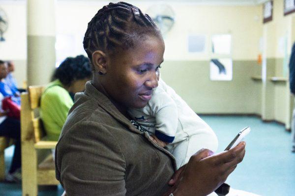 Quand la technologie sauve des vies : MomConnect