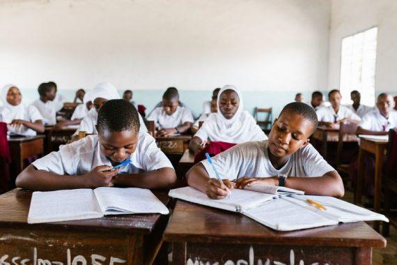 Éducation des filles : 7 chiffres frappants