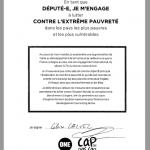 La signature de Céline Calvez, députée REM