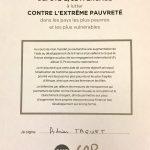 La signature du député REM Adrien Taquet