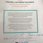 La signature de la députée REM Martine Wonner