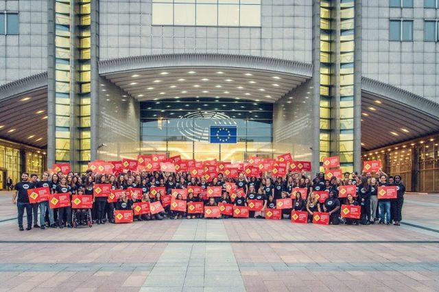 Comment 220 jeunes Ambassadeurs ont fait bouger les lignes à Bruxelles