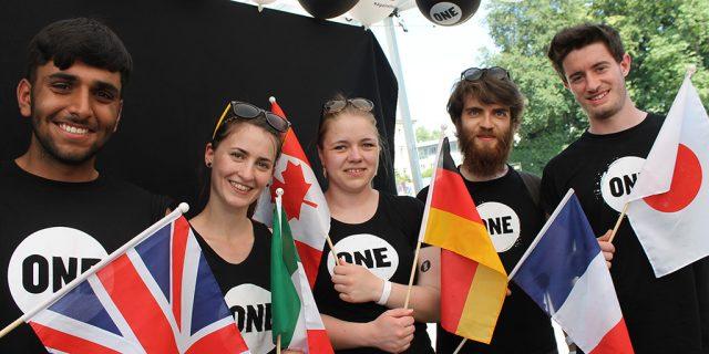 Découvrez Luisa, jeune Ambassadrice en Allemagne