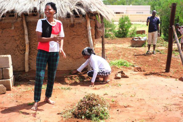 Le rêve de Gaolatlhe : que plus aucun bébé ne naisse séropositif dans sa communauté !