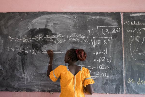 6 raisons de financer le Partenariat mondial pour l'éducation !