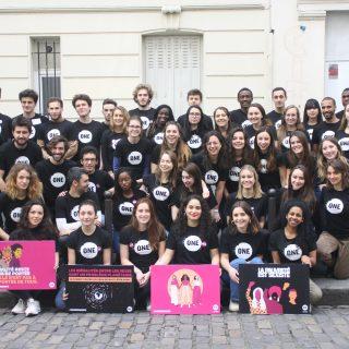 Découvrez 320 jeunes convaincus qu'un monde meilleur est possible