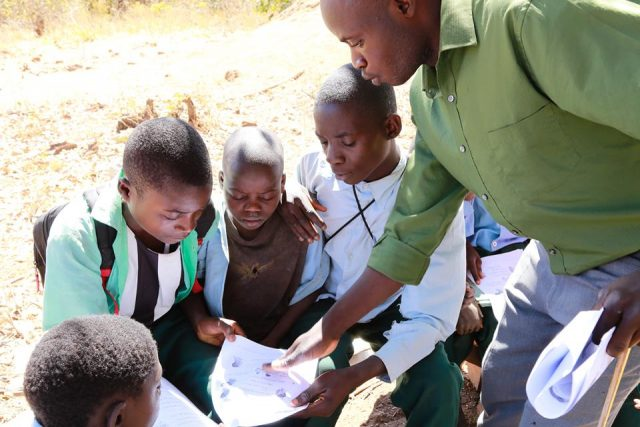 Eschool, le programme qui révolutionne l'école en Zambie