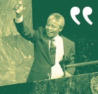 8 citations inspirantes de Nelson Mandela en faveur de la lutte contre l'extrême pauvreté