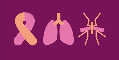 Ce que vous ignoriez sur le VIH/sida, la tuberculose et le paludisme