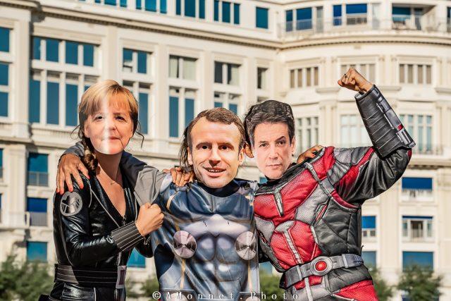 Inégalités de genre : pas besoin de super-pouvoirs pour changer le scénario !