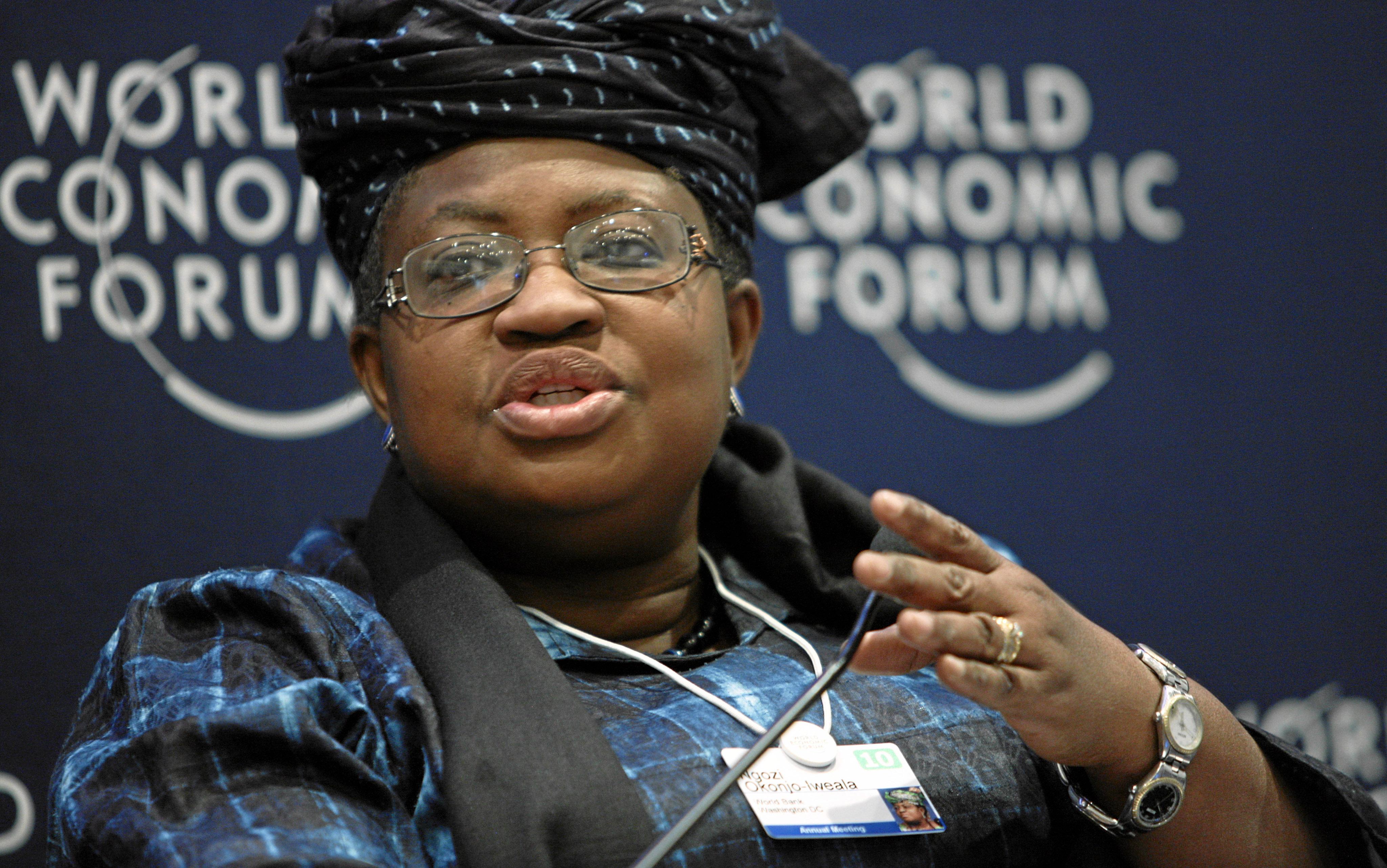 Watch Live: Ngozi Okonjo-Iweala and Bono at Davos